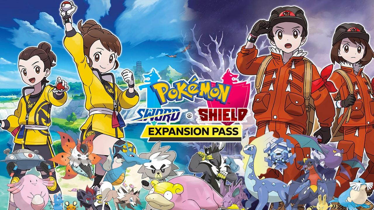 Pokémon Spada e Scudo, The Pokémon Company svela perché i due giochi hanno avuto dei DLC invece di un terzo titolo