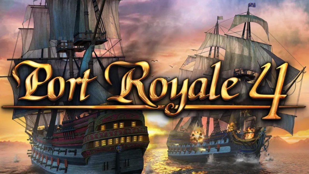 Port Royale 4 esce su PS5 e Xbox Series X/S a settembre