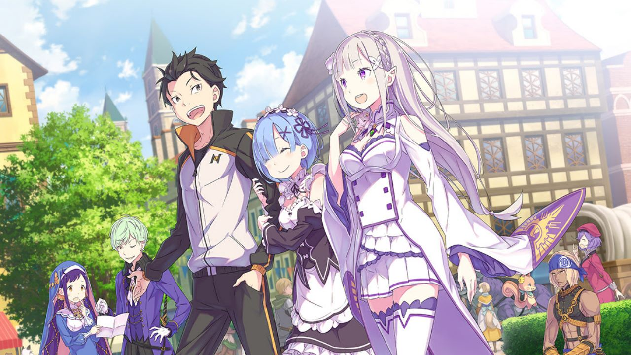 Re Zero – Starting Life in Another World The Prophecy of the Throne, ecco un nuovo artwork