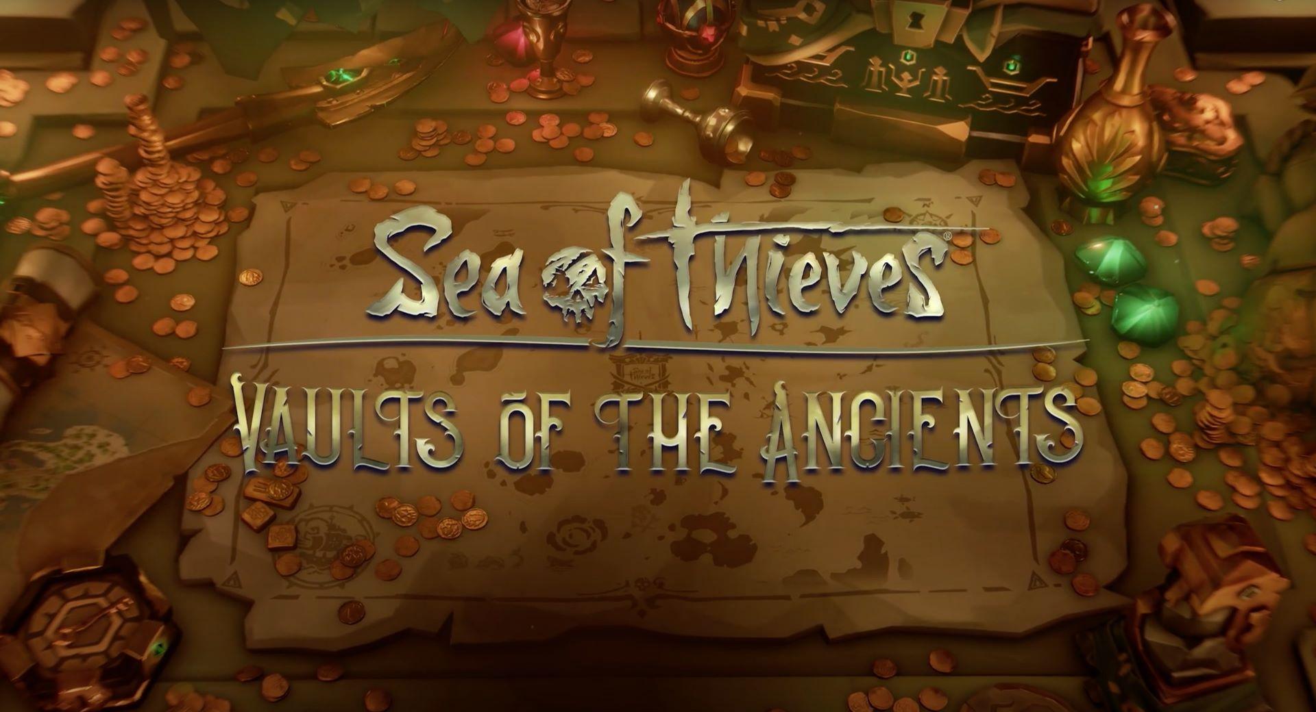 Sea of Thieves, Vaults of the Ancients è il nome del prossimo aggiornamento, arriva il 9 settembre