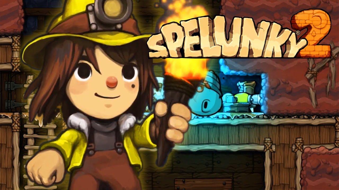 Spelunky 2, annunciata la data di uscita della versione PC, arriva a fine mese