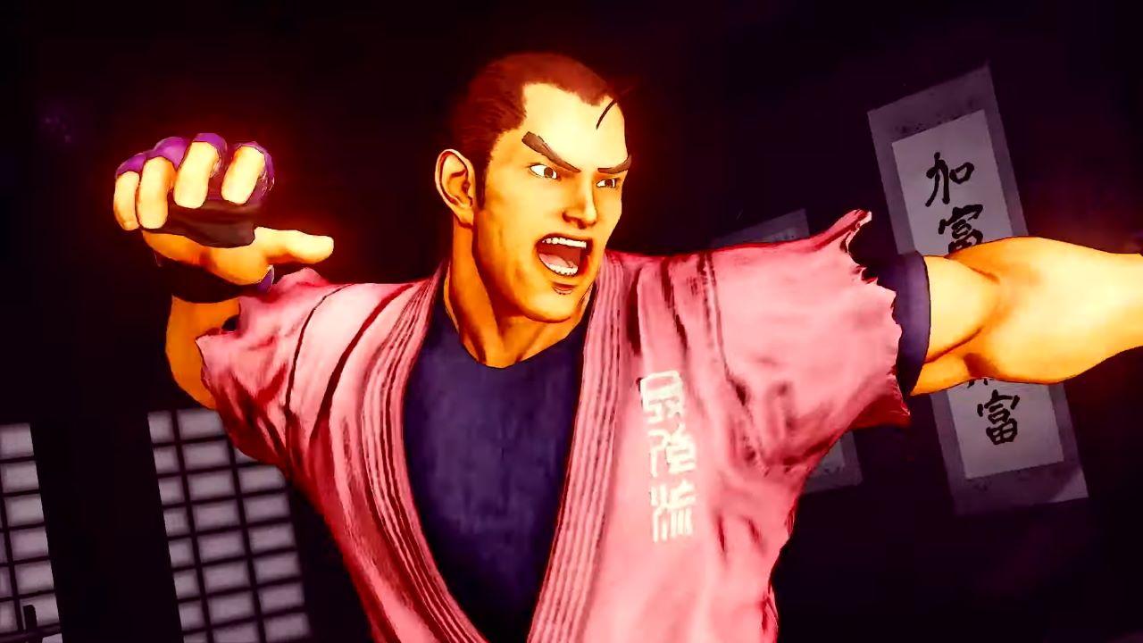 Street Fighter 5 Champion Edition, video gameplay e introduttivo di Dan Hibiki