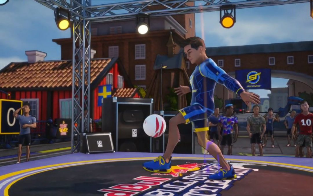 Street Power Football, annunciato il DLC Skilltwins