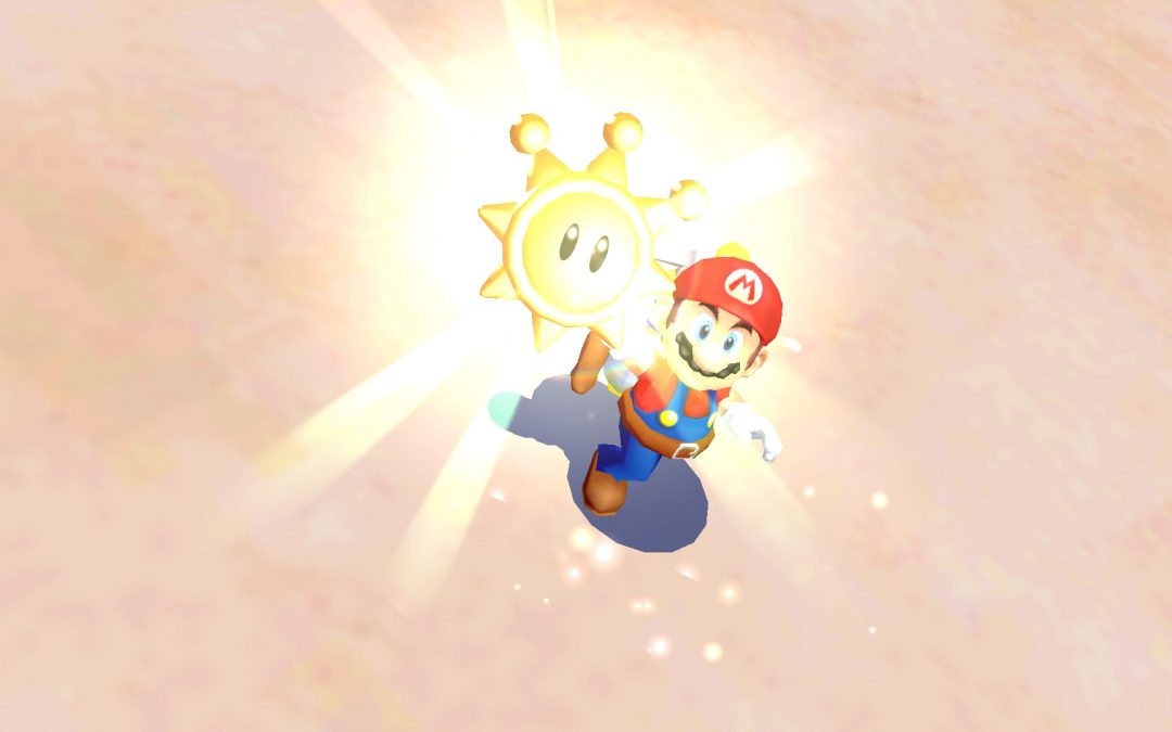 Super Mario 3D All-Stars, arriva l'update 1.1.0: aggiunte le opzioni di camera invertita e supporto ai controller GameCube su Sunshine