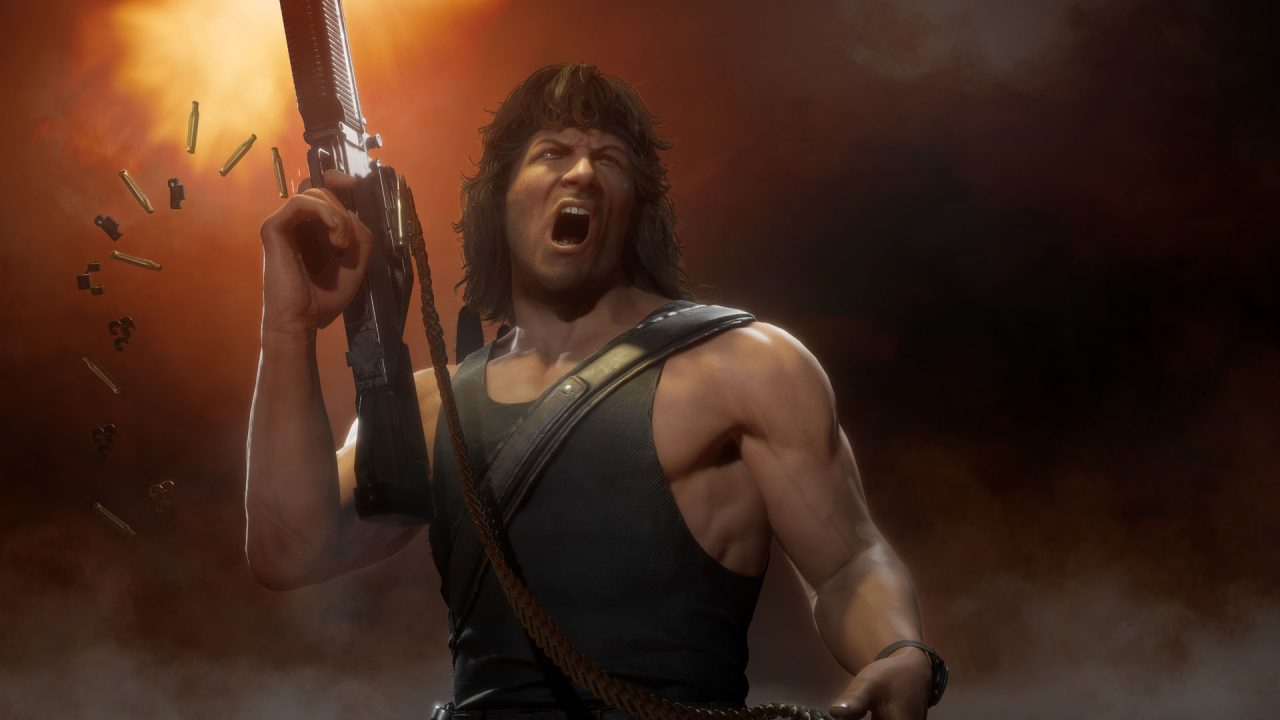 Mortal Kombat 11 Ultimate, Rambo e Terminator combattono all'ultimo sangue nel nuovo gameplay trailer