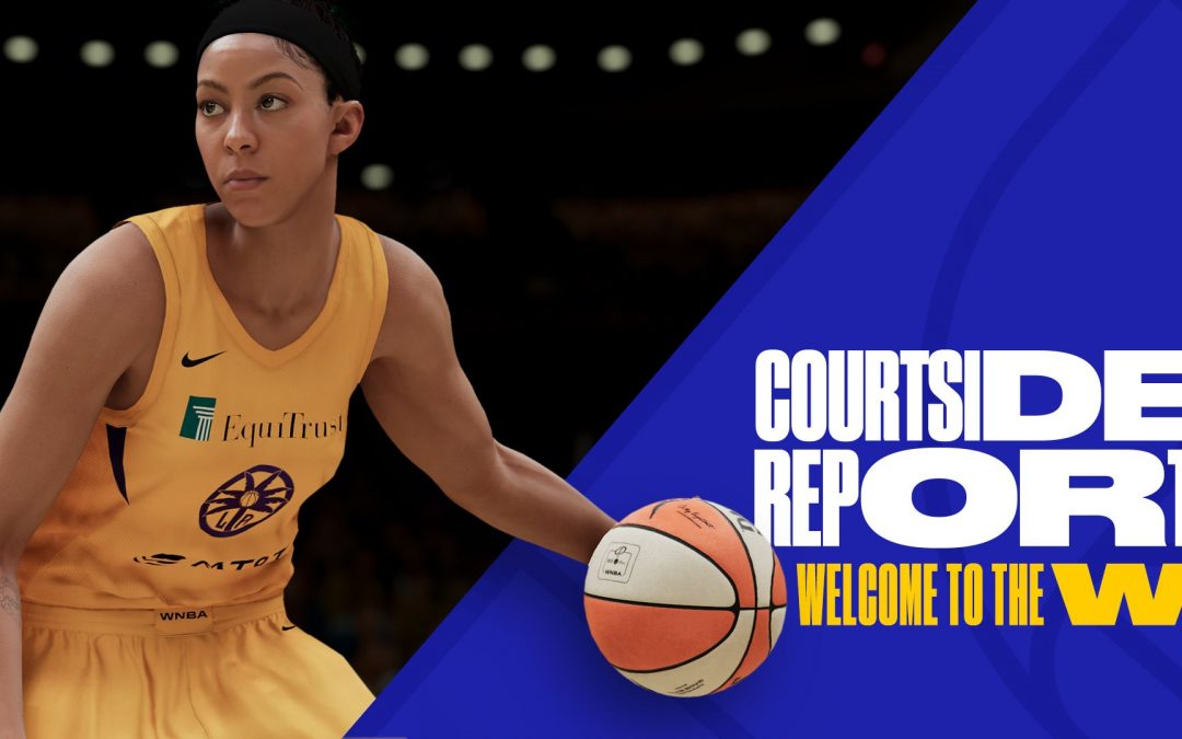 NBA 2K21, The W è la modalità WNBA MyPLAYER esclusiva PS5 e Xbox Series