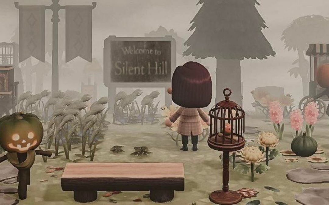 Animal Crossing New Horizons diventa Silent Hill in una serie di nuove immagini dei fan