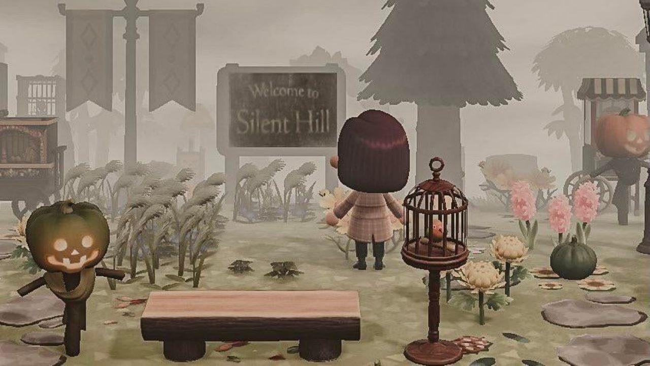 Animal Crossing New Horizons diventa Silent Hill in una serie di nuove immagini dei fan