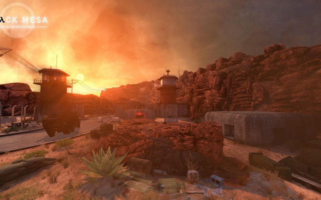 Black Mesa, il remake di Half-Life, riceverà una Definitive Edition, ed è già in beta
