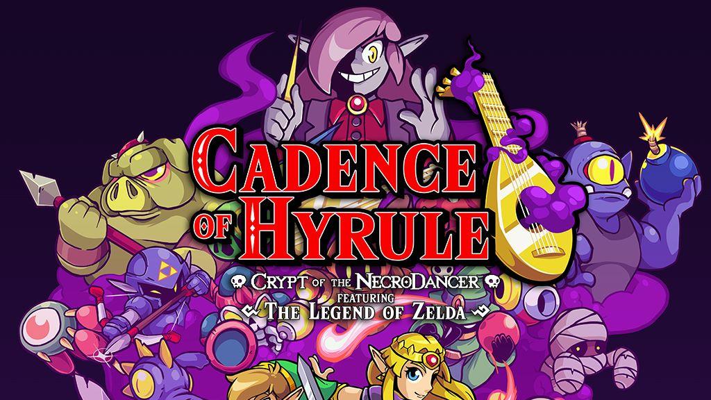 Cadence of Hyrule – Crypt of the NecroDancer Featuring The Legend of Zelda è ora disponibile in edizione fisica