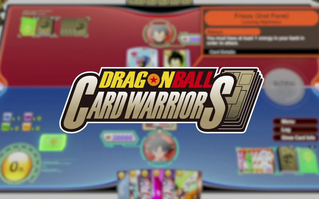 Dragon Ball Z Kakarot, disponibile ora la modalità Dragon Ball Card Warriors