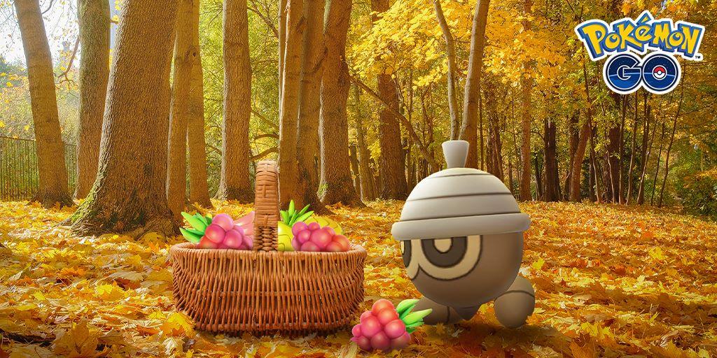 Pokémon GO, in arrivo un evento d'autunno, data, ora e dettagli; ci saranno bonus per bacche e apparirà Deerling
