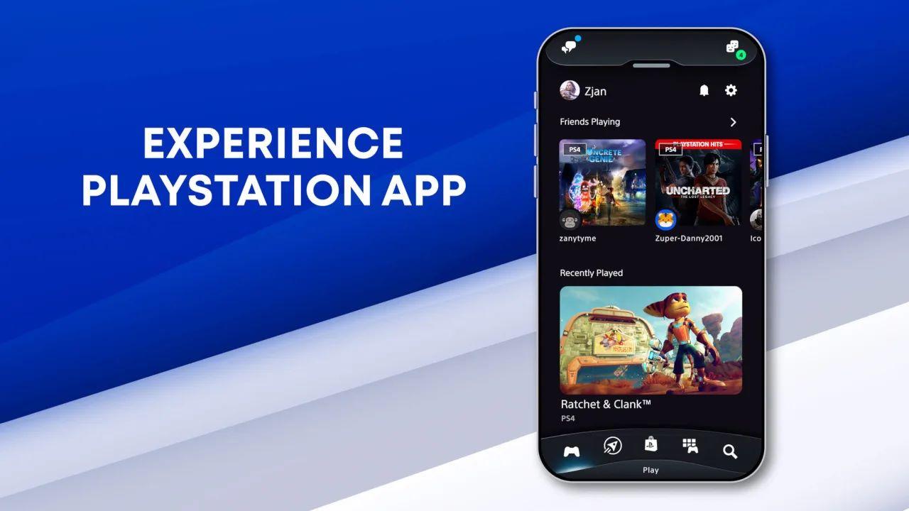 PS4 e PS5, Sony svela la nuova app mobile PlayStation: arriva nelle prossime ore con una nuova UI e tante novità