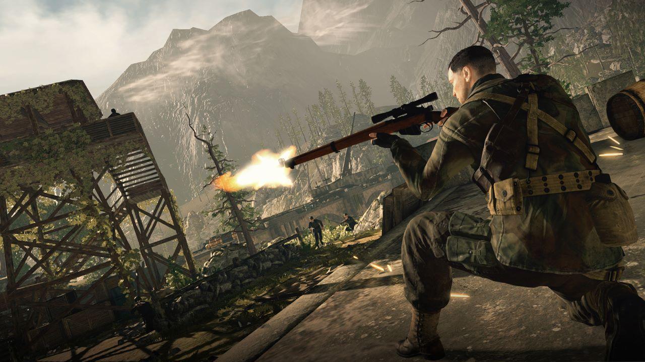 Sniper Elite 4 arriva su Nintendo Switch a novembre, annunciata la data di uscita