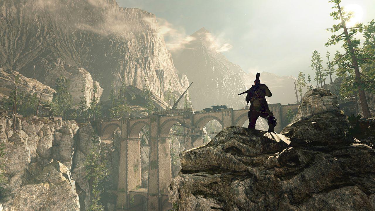 Sniper Elite 4, eccolo in azione su Nintendo Switch nel primo gameplay trailer