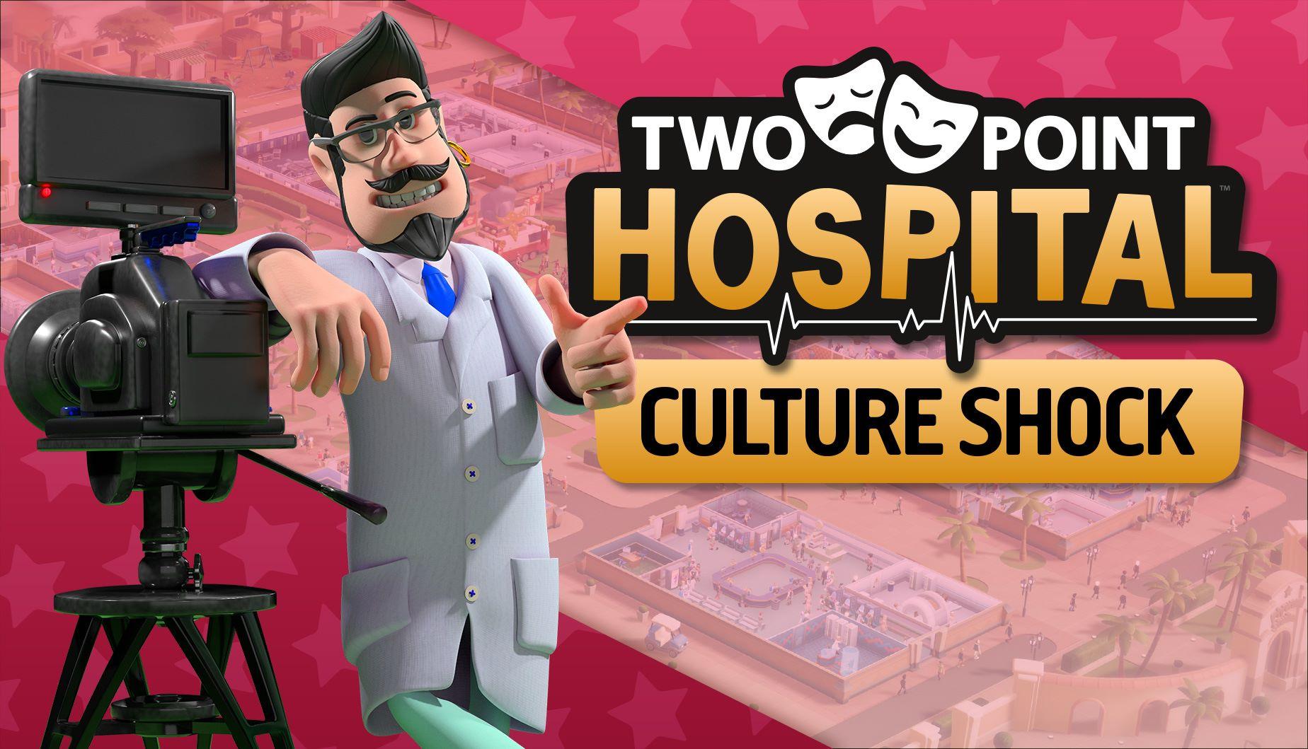 Two Point Hospital, annunciato il DLC Shock Culturale, data di uscita, dettagli e trailer