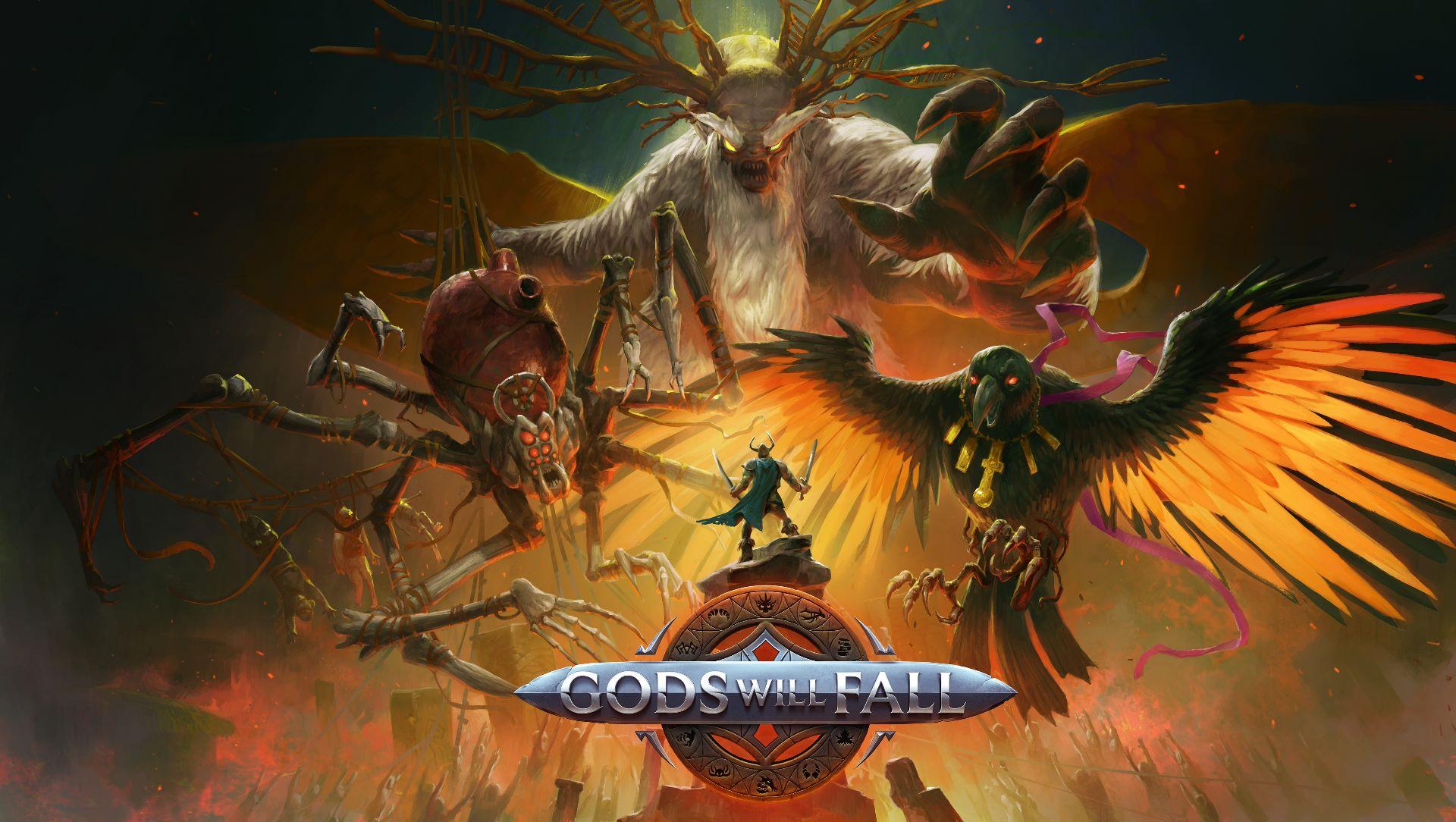 Gods Will Fall, pubblicato un nuovo gameplay trailer: annunciata una Valiant Edition