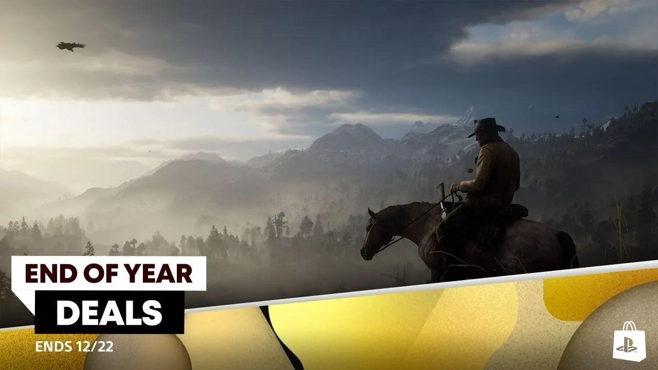 PS Store, sono ora iniziate le offerte di fine anno: sconti fino al 70% su giochi PS4