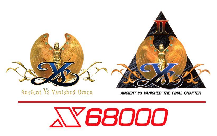 Ys 1 e 2 arrivano su PC Sharp con dei floppy disk, ma solo in Giappone