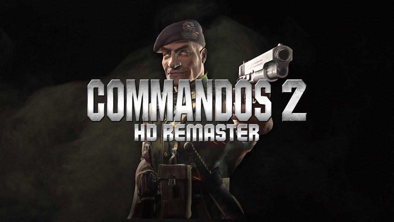 Commandos 2 HD Remaster esce su Nintendo Switch a dicembre
