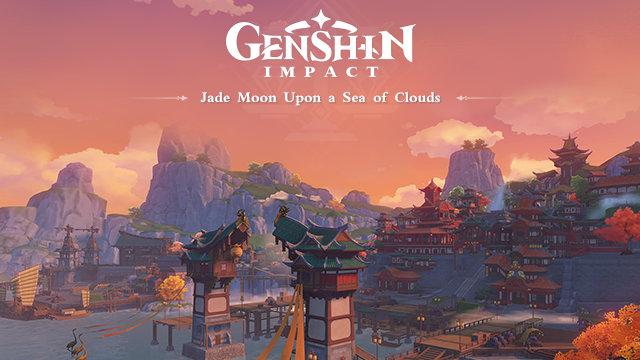 Genshin Impact, la colonna sonora di Liyue è ora disponibile sui servizi di streaming