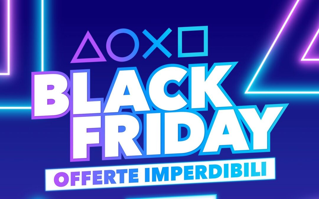 PS Store sconti, al via i saldi per il Black Friday 2020 su giochi PS4, PS5, PS Now e PS Plus