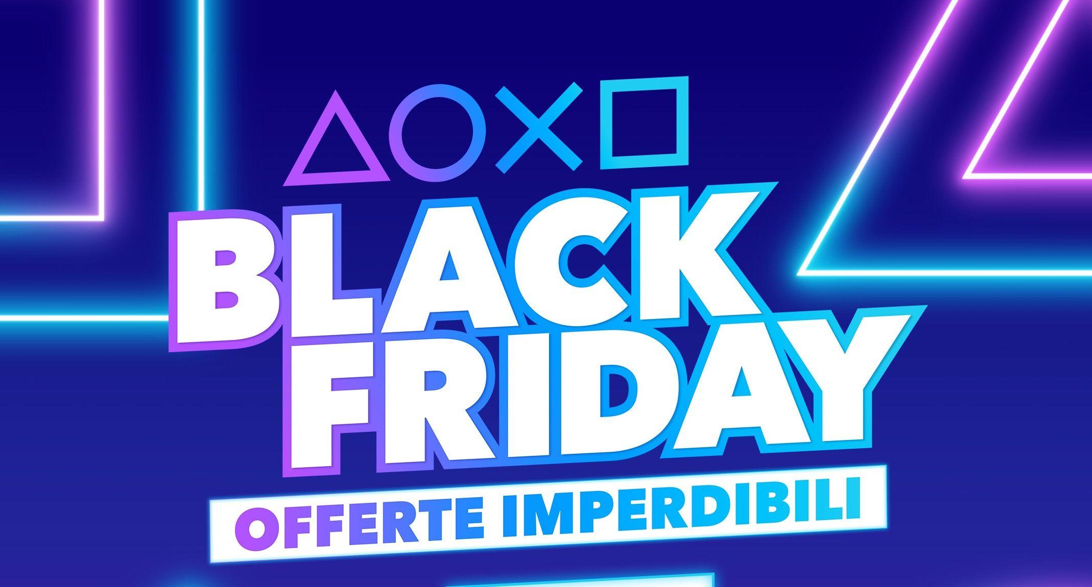 PS Store sconti, al via i saldi per il Black Friday 2020 su giochi PS4, PS5, PS Now e PS Plus