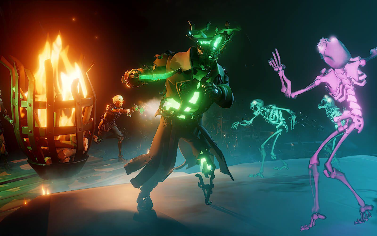 Sea of Thieves, svelati framerate e risoluzione su Xbox Series X e Xbox Series S