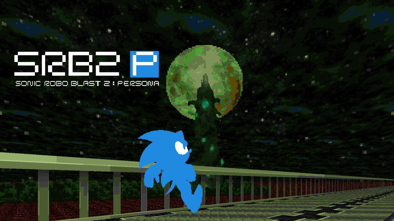 Persona incontra Sonic in questo gioco mashup creato con il motore grafico di Doom
