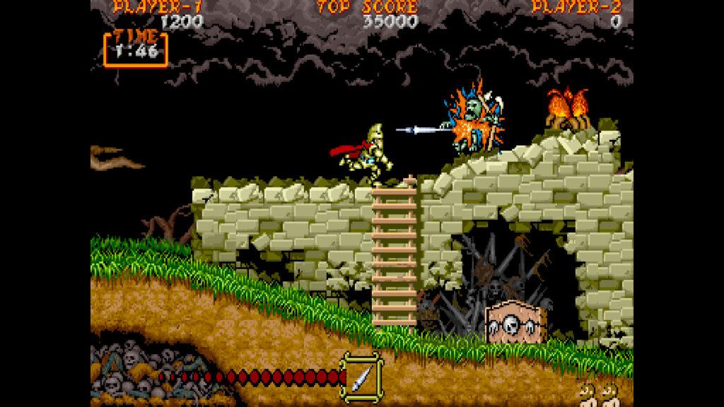 Capcom-Arcade-Stadium-GnG-02