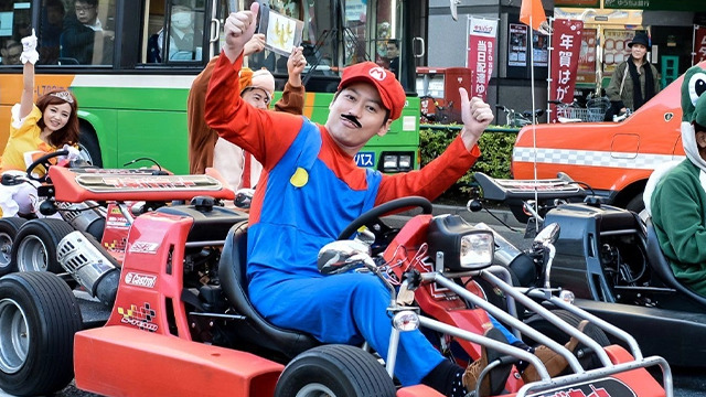 Nintendo ha vinto una causa contro la compagnia di go-kart giapponese MariCar