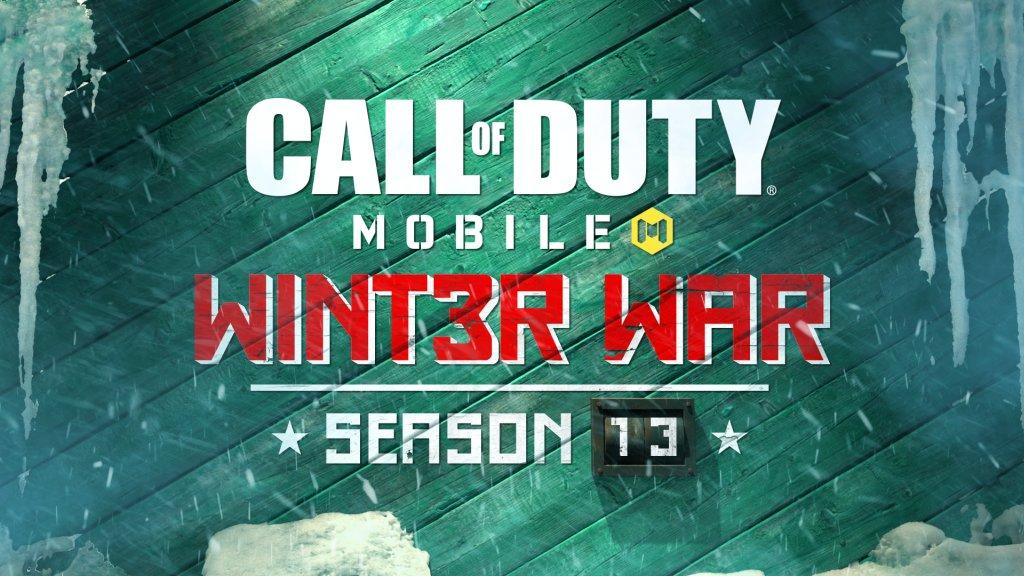 """Call of Duty Mobile, la Stagione 13 """"Winter War"""" inizia domani, vediamo tutte le novità"""