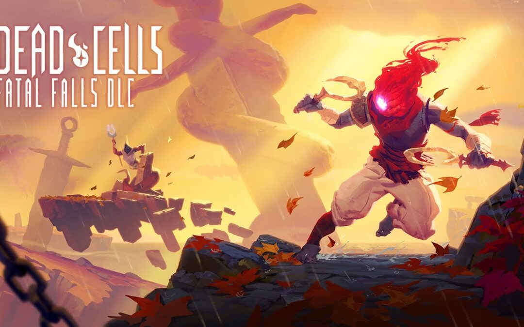 Dead Cells, il DLC Fatal Falls è ora disponibile: lancio celebrato con un trailer animato