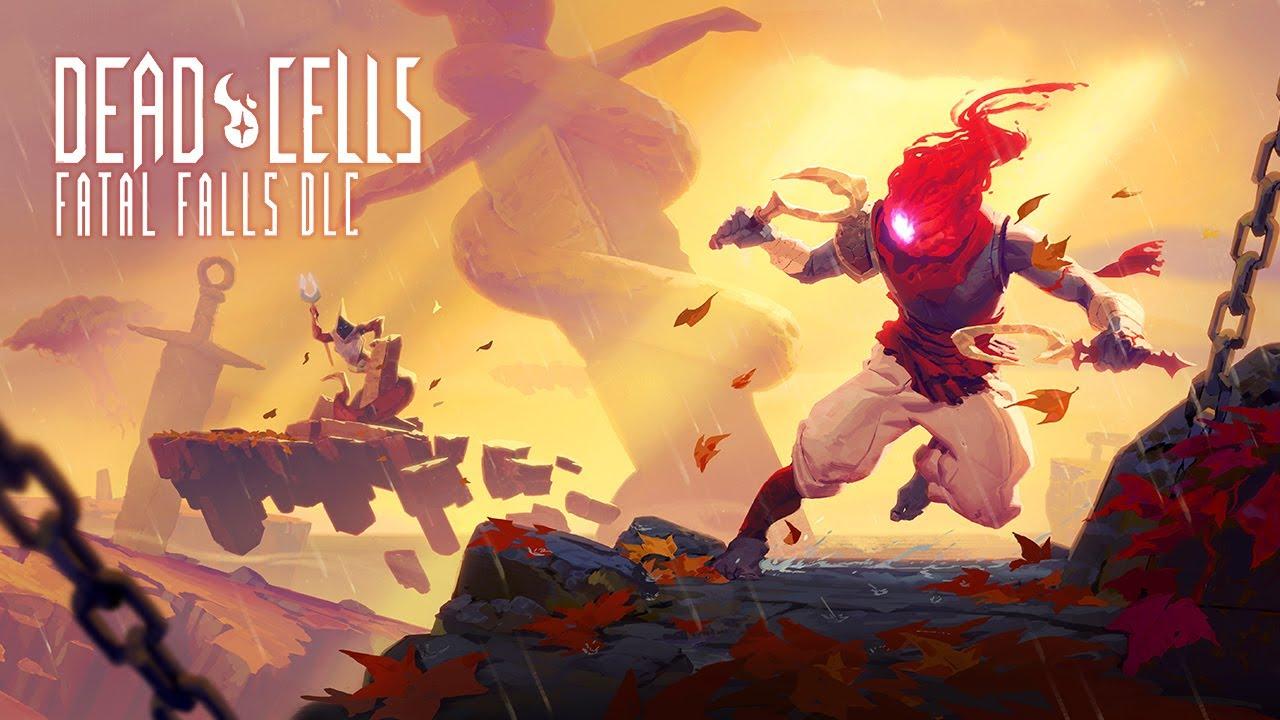 Dead Cells, il DLC Fatal Falls ha ora una data di uscita: nuovo gameplay trailer