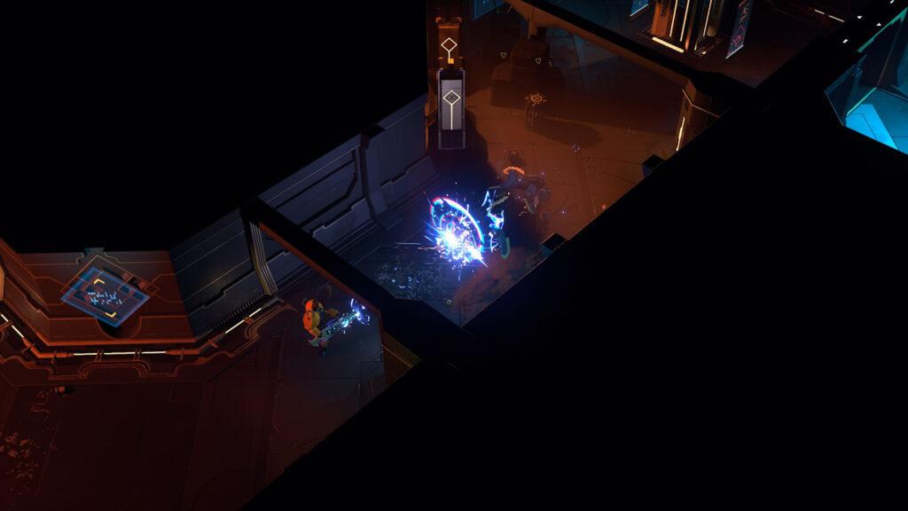 endless-dungeon-Corridor