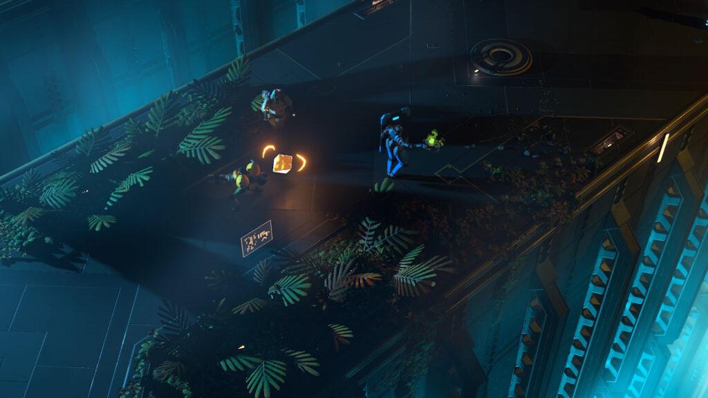endless-dungeon-Platform
