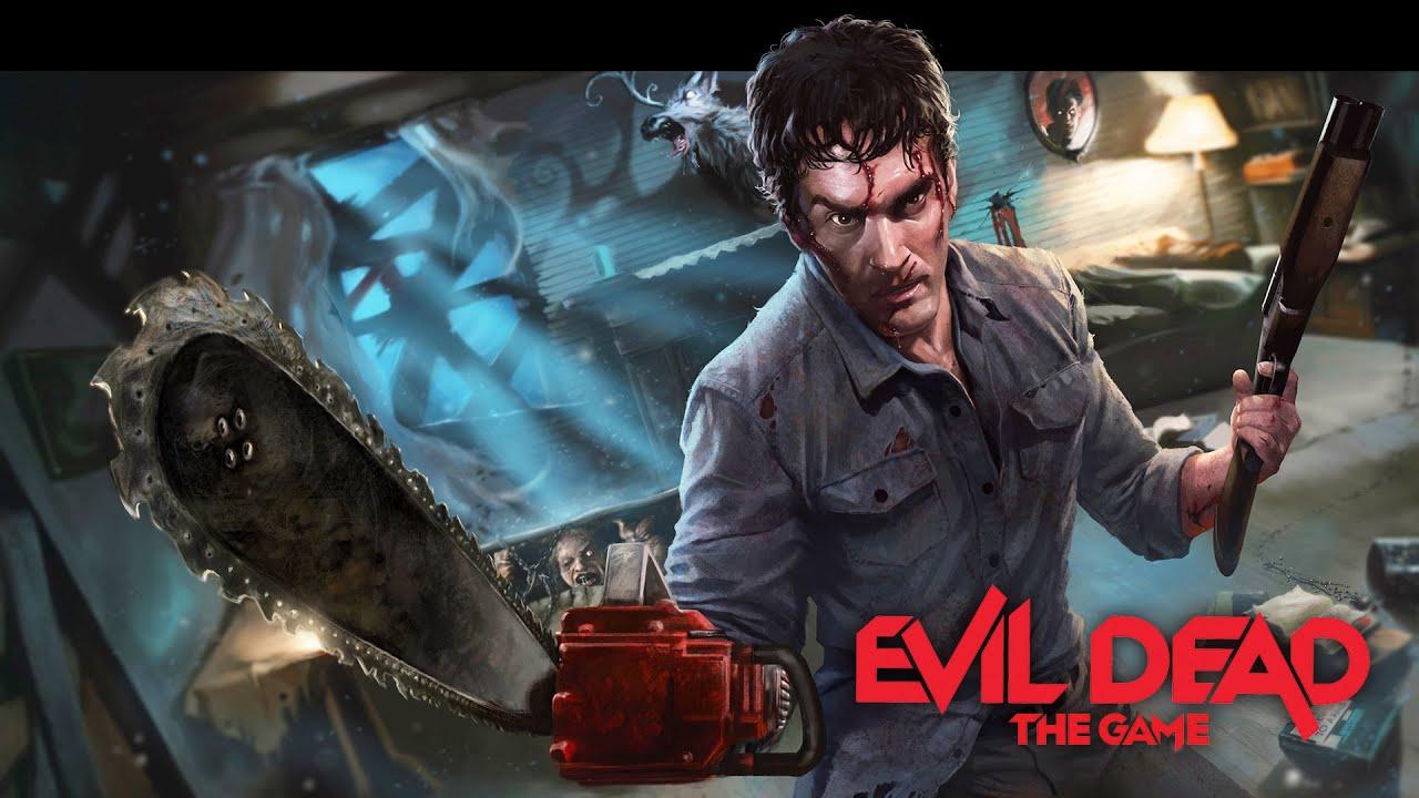 Evil Dead The Game, il gameplay sarà rivelato al Summer Game Fest Kickoff Live di domani
