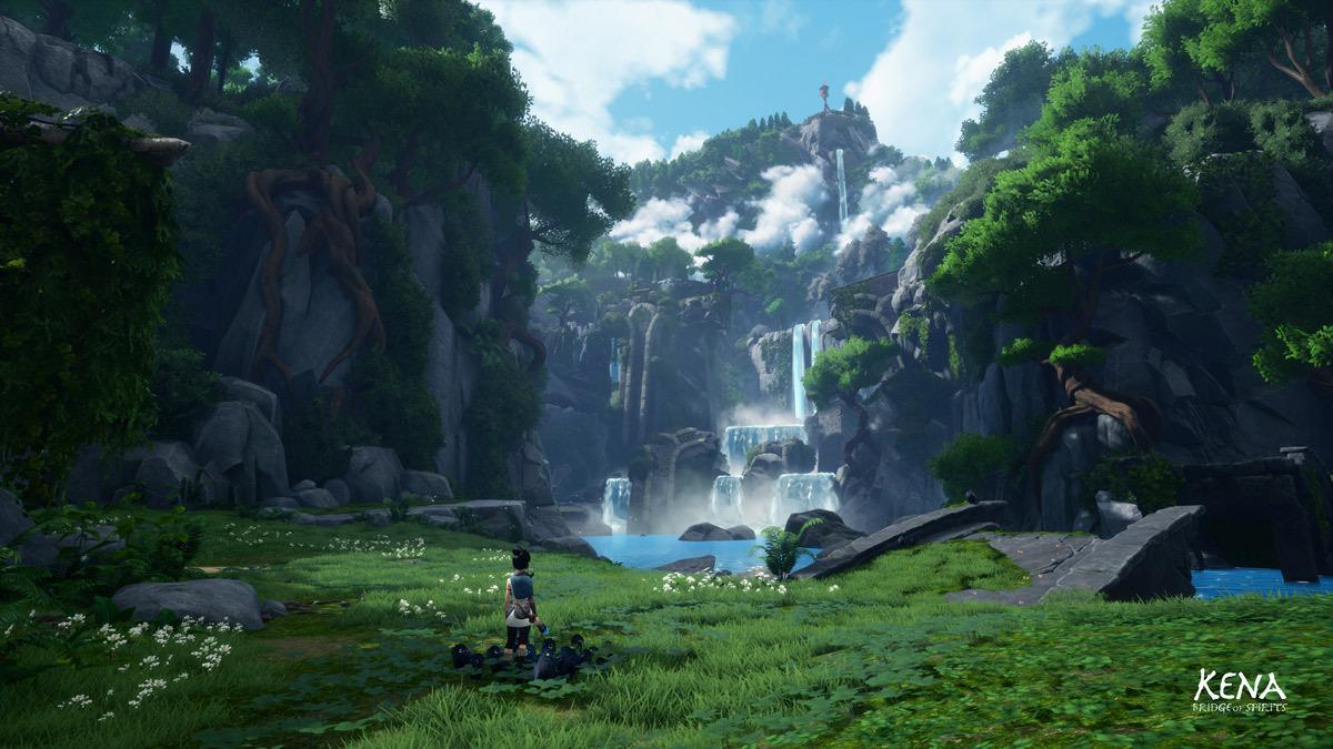 Kena Bridge of Spirits, nuovo video gameplay su PS5 al Tribeca Games Festival
