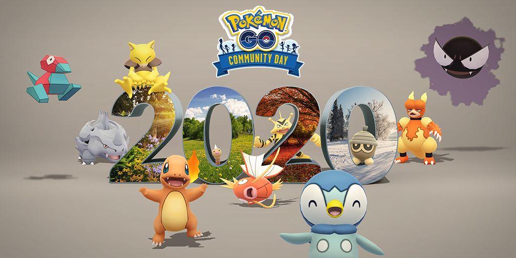 Pokémon GO, tutti i dettagli sul grande weekend del Community Day di dicembre 2020