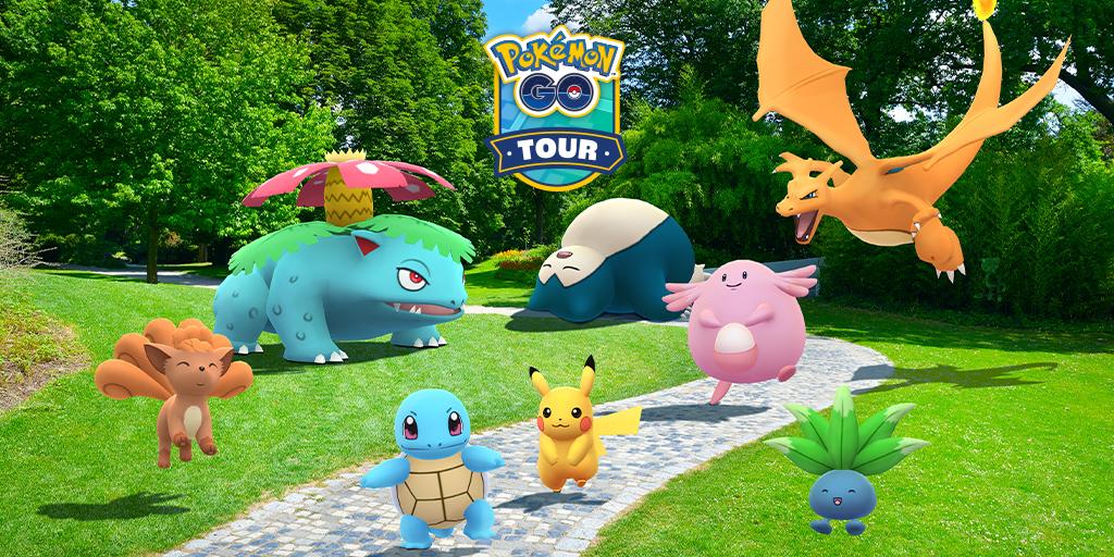 Pokémon GO, Niantic vi dà la possibilità di apparire nel gioco come Allenatori NPC