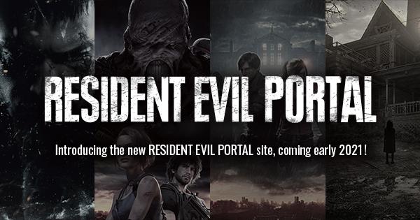 Resident Evil, in arrivo un nuovo sito portale all'inizio del prossimo anno
