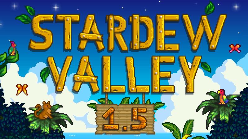 Stardew Valley, l'update 1.5 è finalmente disponibile su PC
