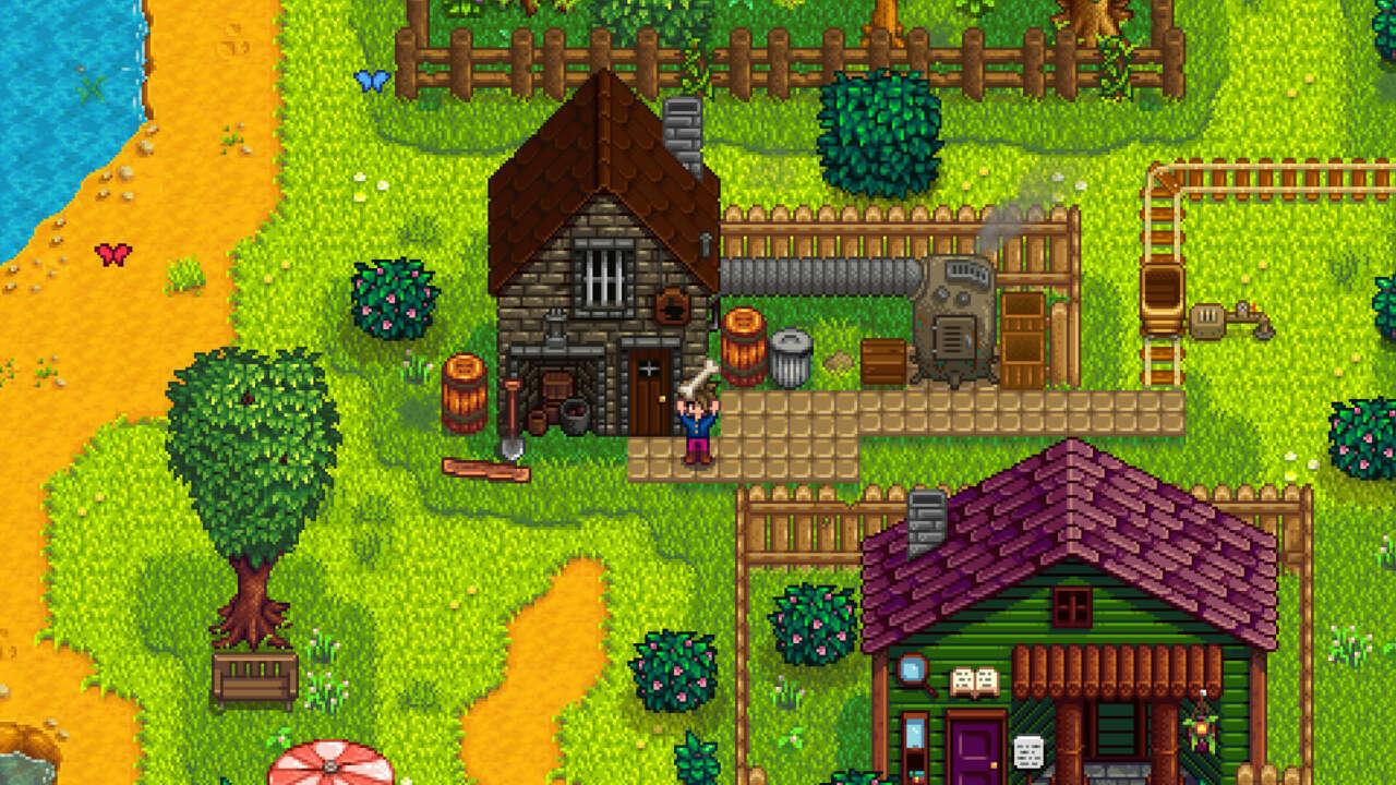 Stardew Valley, l'update 1.5 è finalmente disponibile su console