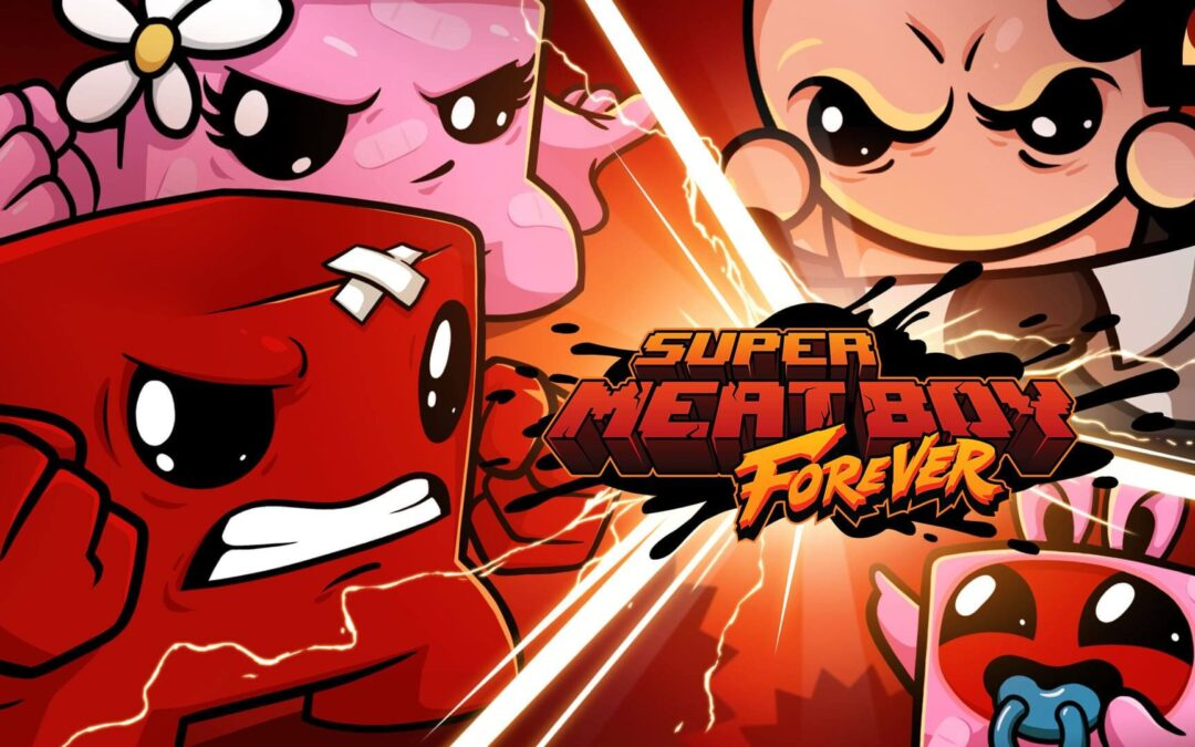 Super Meat Boy Forever è ora disponibile su PC e Nintendo Switch