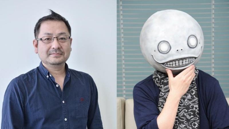 Yoko Taro e Yosuke Saito sono al lavoro su due nuovi giochi