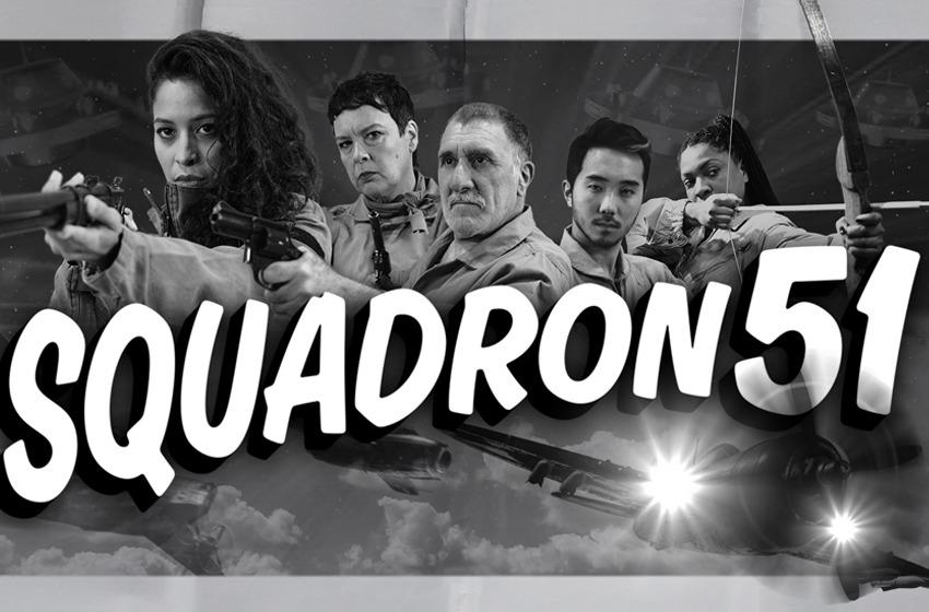 Squadron 51 è un nuovo shoot 'em up in arrivo nel 2021