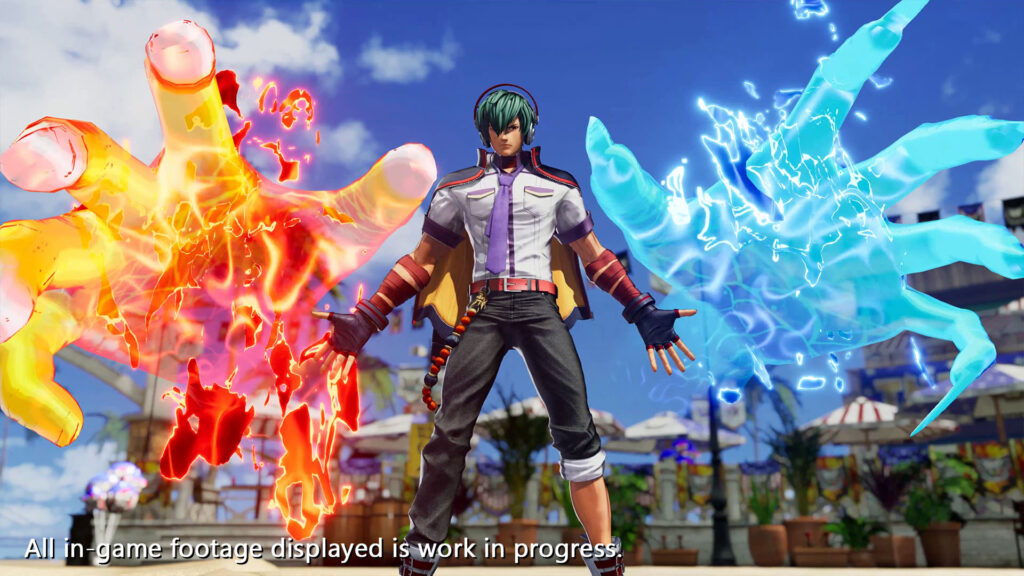 The-King-of-Fighters-15-Screen-1