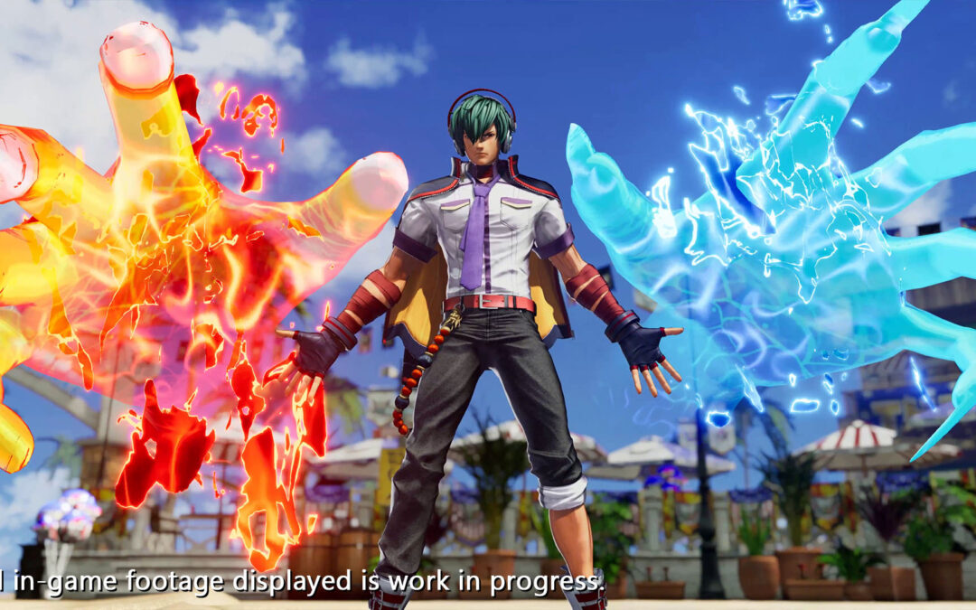 The King of Fighters XV, SNK è al lavoro sul rollback netcode