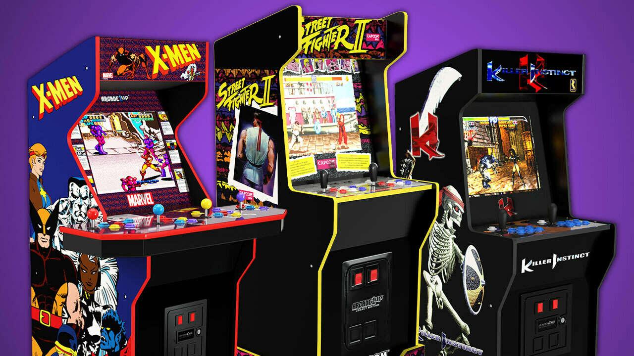CES 2021, Arcade1Up presenta nuovi cabinati arcade per X-Men, Killer Instinct e altro