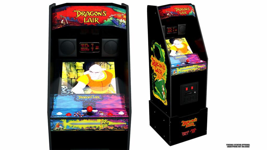 arcade-1up-ces-2021-dragons-lair